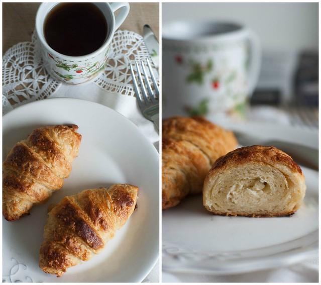 Croissant Collage