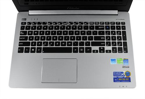 Đánh giá sơ bộ về laptop tầm trung Asus K551LN - 28269