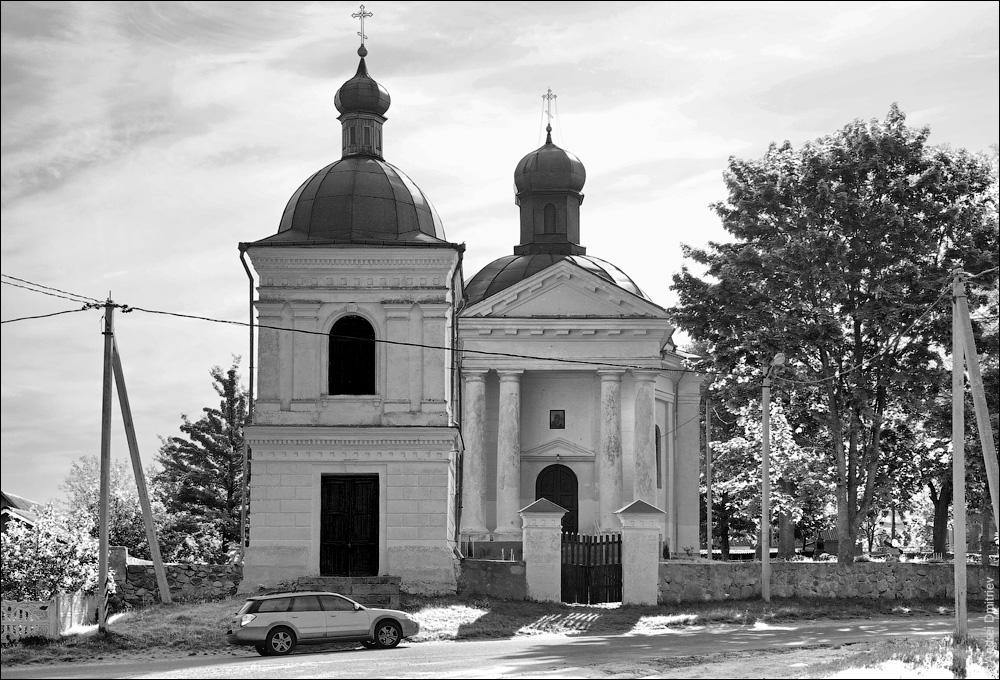 Большие Шиловичи, Церковь Казанской иконы Богоматери