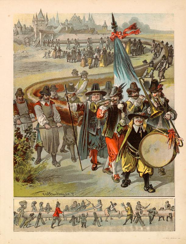 004-La gran salchicha-Aardige sprookjes- Nationale bibliotheek van Neederland