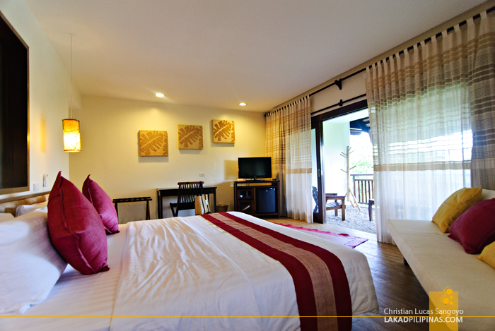 Room at Amun Ini Beach Resort in Anda, Bohol