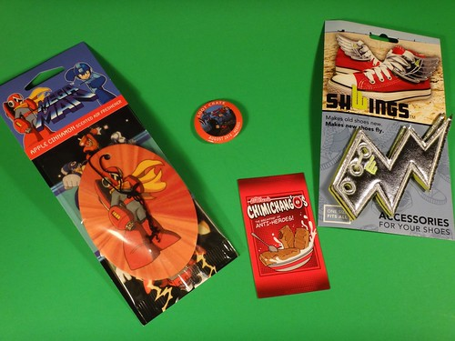 Loot Crate August 2014 Shwings