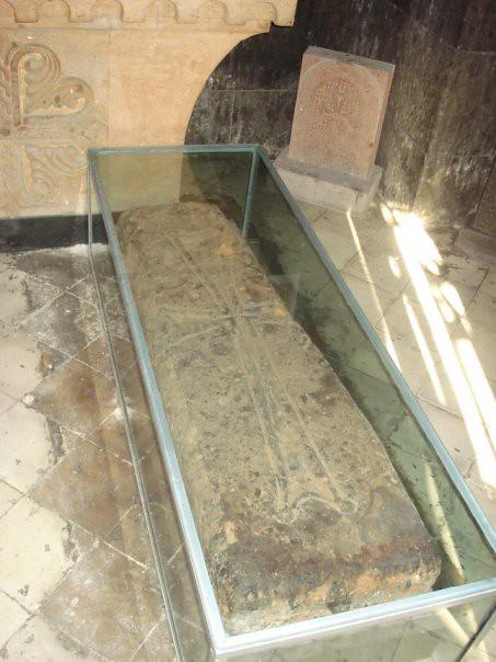 mormantul Sfantului Apostol Ananias
