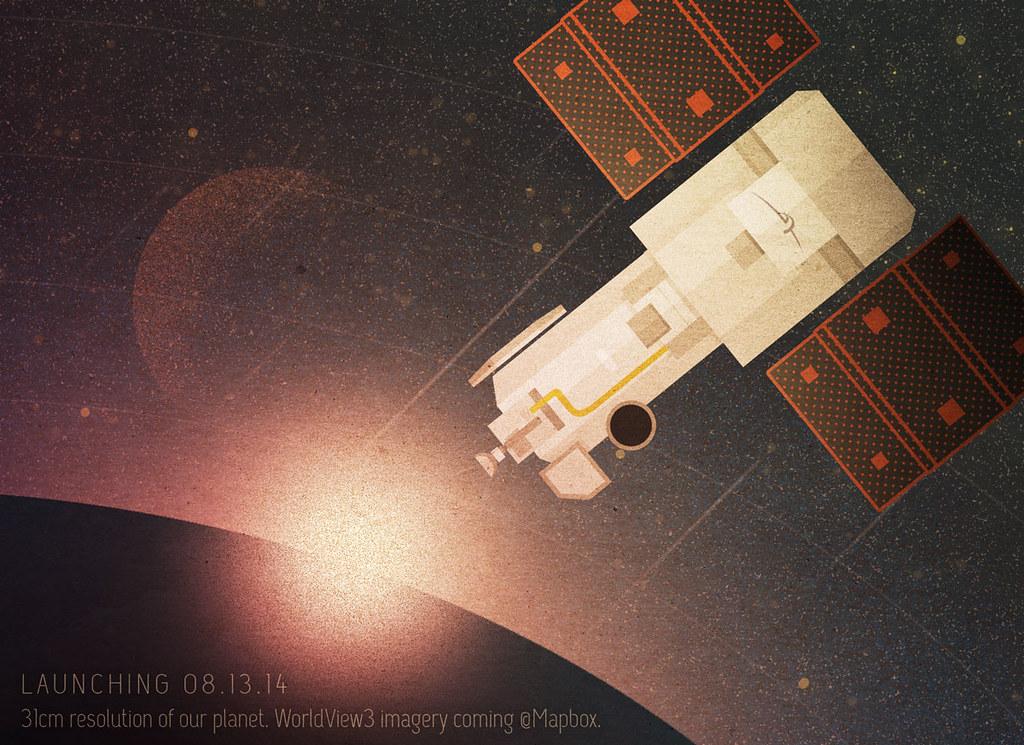 Satelit WorldView-3