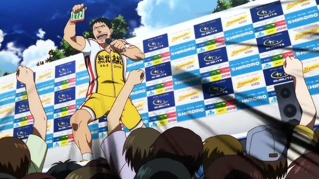 Yowamushi Pedal ep 31 - image 17
