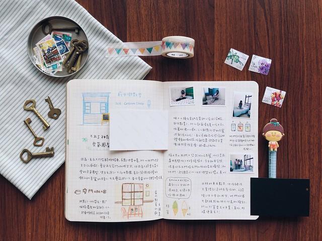 201405-台南之旅手帳005
