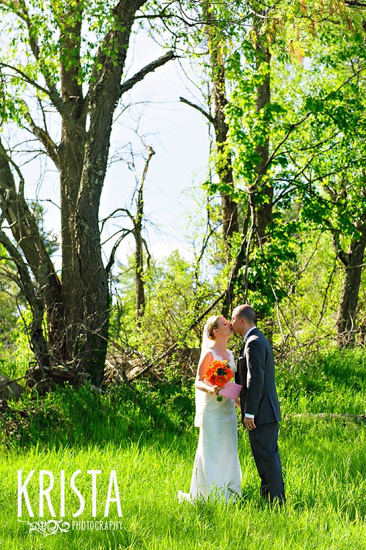 Spring Wedding at LaBelle Winery