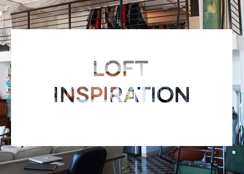 Loft inspiration