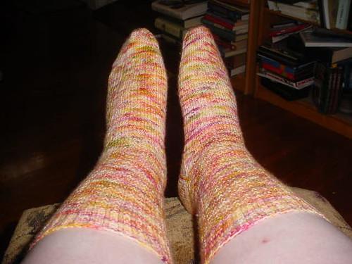 finshed everyday socks