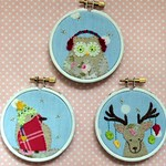Thumbnail image for A closer look – Christmas Woodland Friends