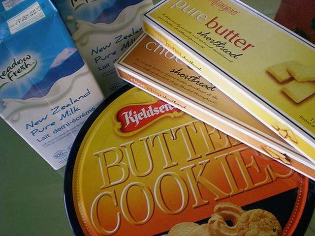 Butterfingers & Kjeldsen's