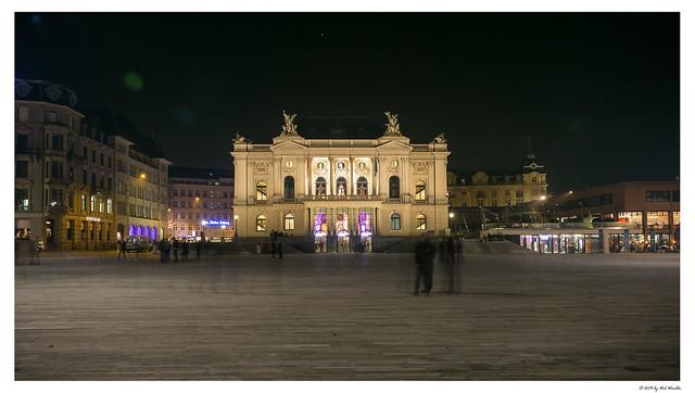 Opern Haus Zürich