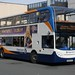 STAGECOACH MANCHESTER 19273 MX08GPU STOCKPORT 160309