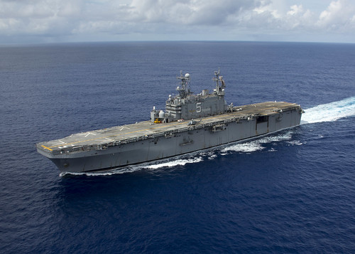 Peleliu Amphibious Ready Group Departs for Patrol