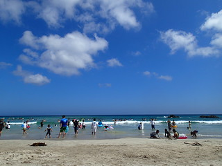 Image of Irita beach. sea 海 入田浜