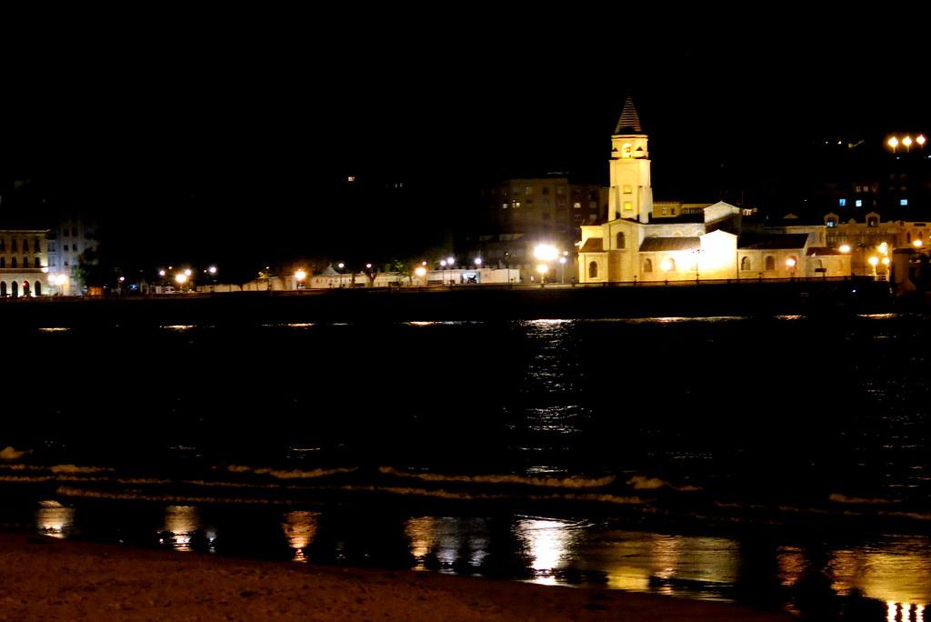 imágenes desde Gijón