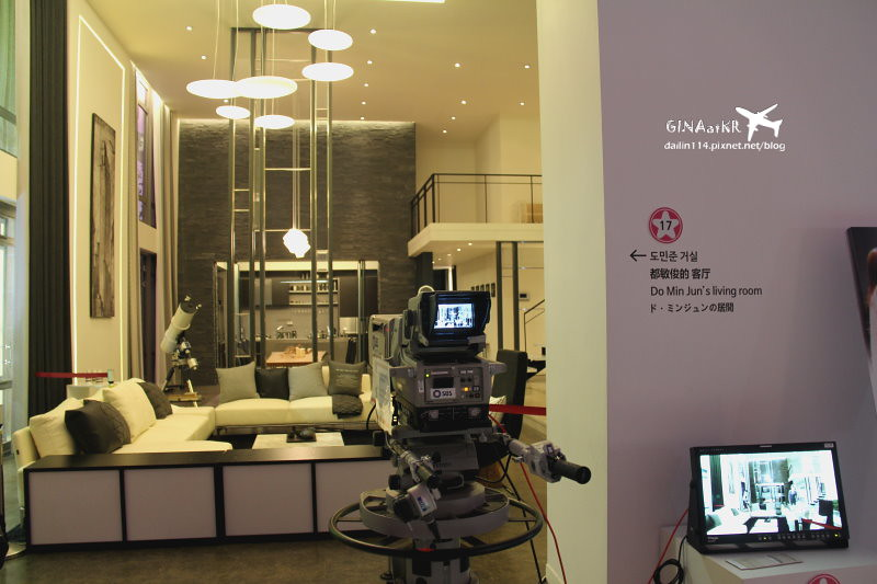 【東大門DDP設計廣場】Dongdaemun Design Plaza+來自星星的你韓劇場景拍攝現場特展 @GINA環球旅行生活|不會韓文也可以去韓國 🇹🇼