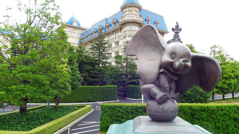 Bronze Dumbo