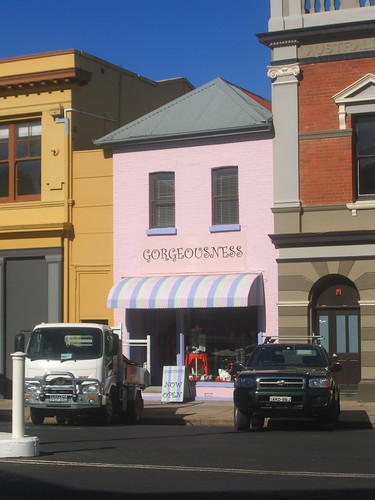 pink architecture australia newsouthwales williamstreet bathurst gorgeousness