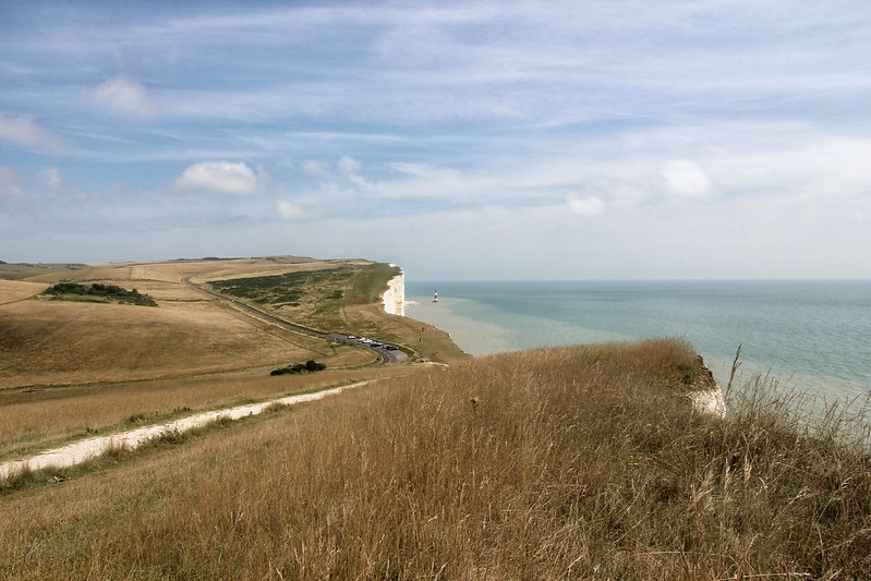 East Sussex, south coast