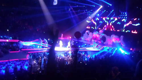 Lady Gaga Seattle 2014