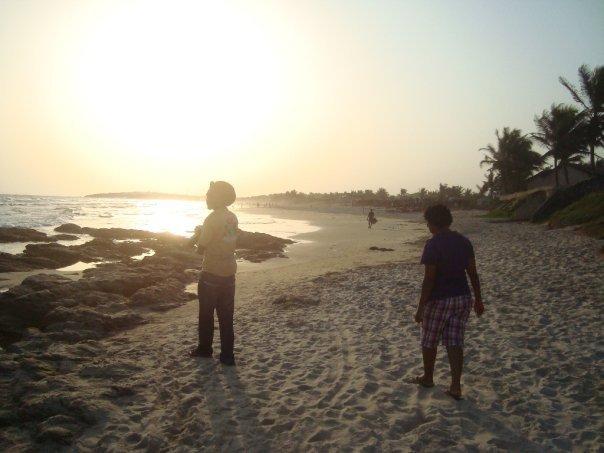 Ghana Sun Beach