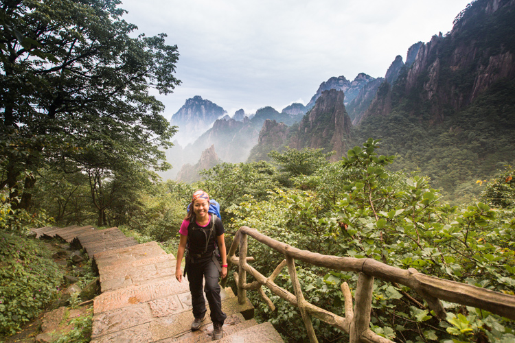 Climbing Huangshan: The mountain that inspired most ...
