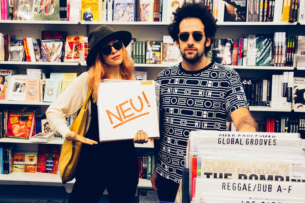 Lia Ices - Rough Trade