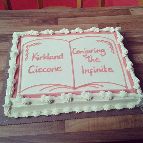 Kirkland Ciccone celebration party