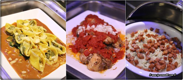 Italian Buffet @ G Cafe - Main Course C