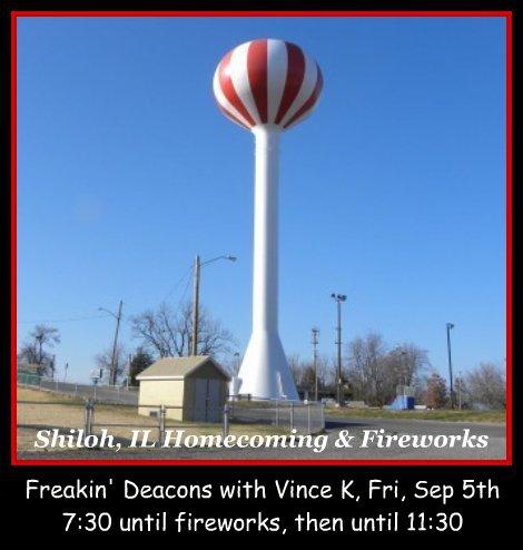 Shiloh Homecoming 9-5-14