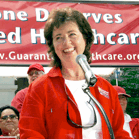 National Nurses United Director, RoseAnn DeMoro, Named to 100 Most Influential in Healthcare