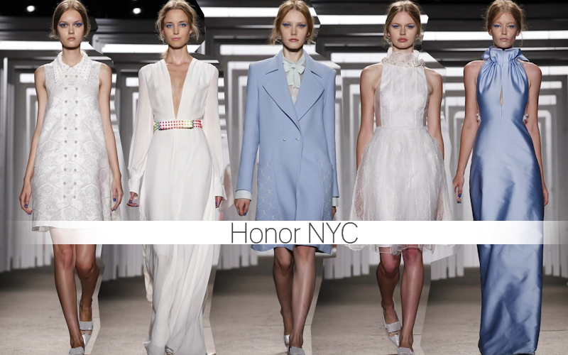 NewYork fashion week 2014 | Honor NYC