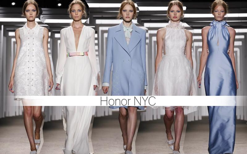 NewYork fashion week 2014 | Honor NYC