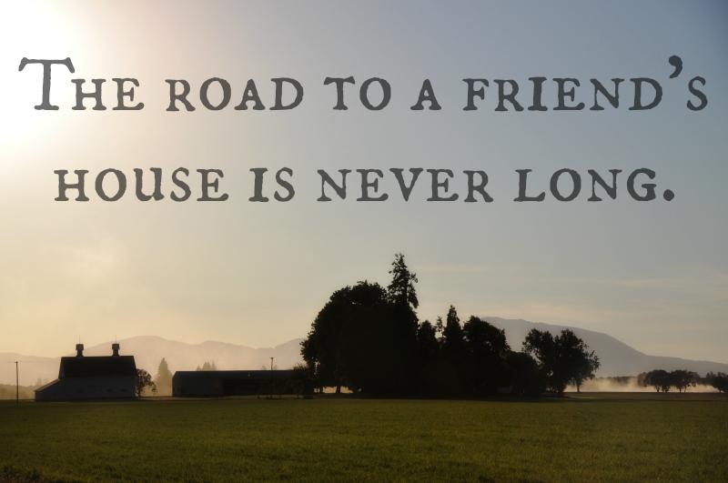 A Friend's House