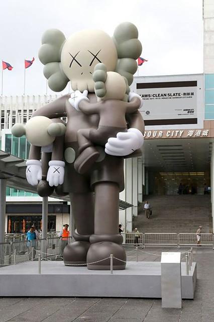 KAWS: CLEAN SLATE.刷新展 香港海港城