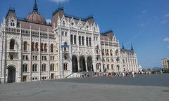 Downtown Budapest