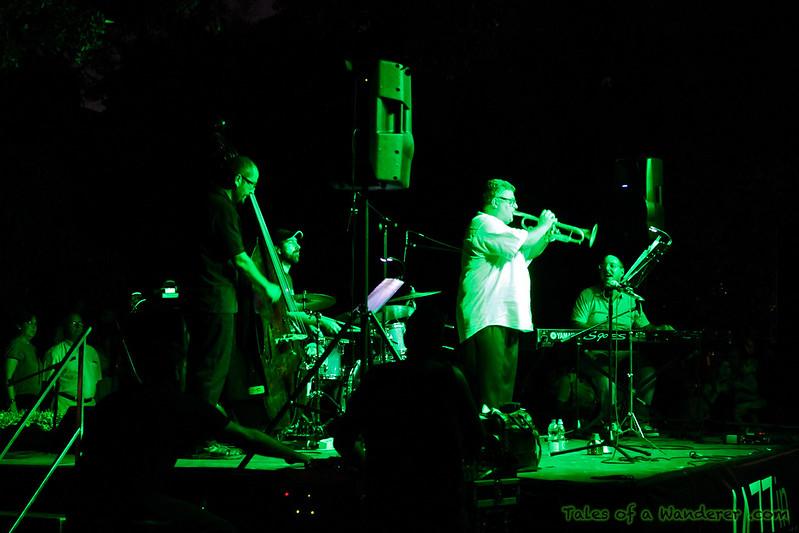 SEVILLA - Parque de María Luisa - (2º Jazz in Green - Miszelany)