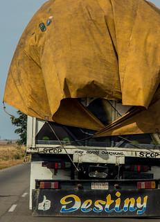 Naija Truck Transport: Destiny