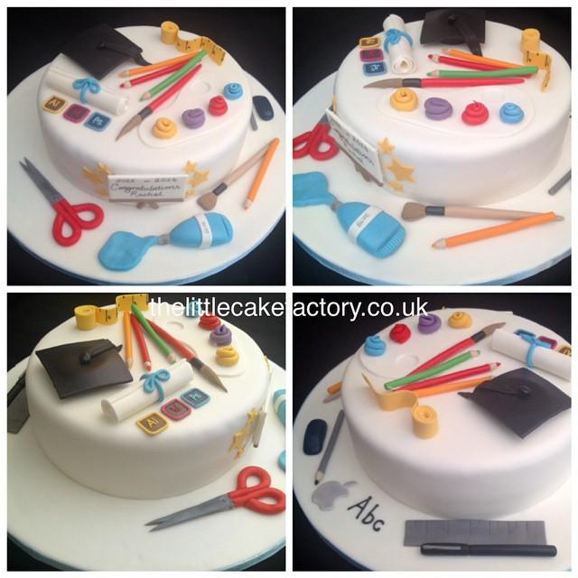 Graduation Cake Graduation Cake Chocolate Flavour But Flickr
