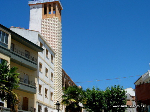 Jaén Pozo Alcón - Iglesia Encarnación GPS 37.705911, -2.933242 Auth Gines Collado