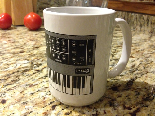 Coffee Moog