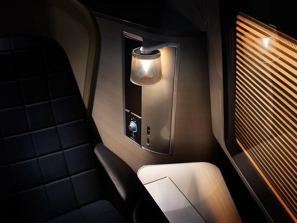 Az Airbus A380-as, a Boeing 777-300ER, valamint a Dreamlinerek fedélzetéhez hasonló belső elrendezés lesz. (Fotó: British Airways)   © AIRportal.hu
