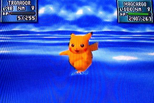 Surfing Pikachu!