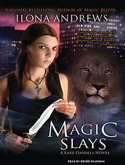 Magic Slays - $4.99 Tantor Labor Day Sale