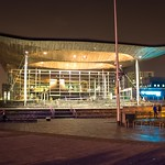Senedd - Home to the National Assembly for Wales (Cardiff)