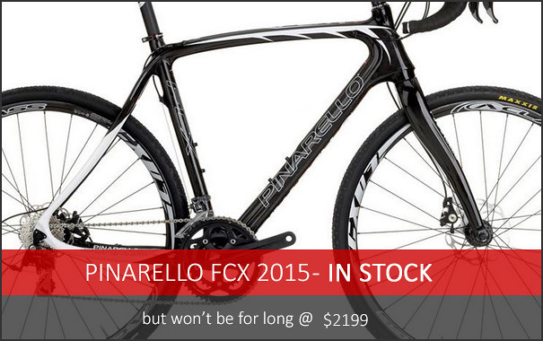 New 2015 Pinarello Cross Bike