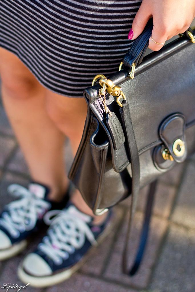 chambray shirt, striped mini skirt, converse-8.jpg