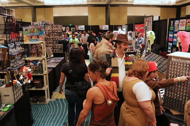 Fanboy Expo 2014 in Tampa, Florida