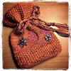 Finished last night. #knitting #pouch